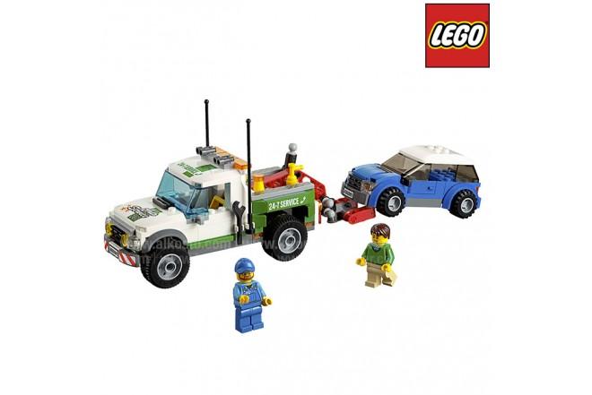 Camión Grúa LEGO