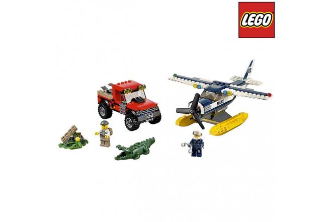 Persecución en Hidroavión LEGO