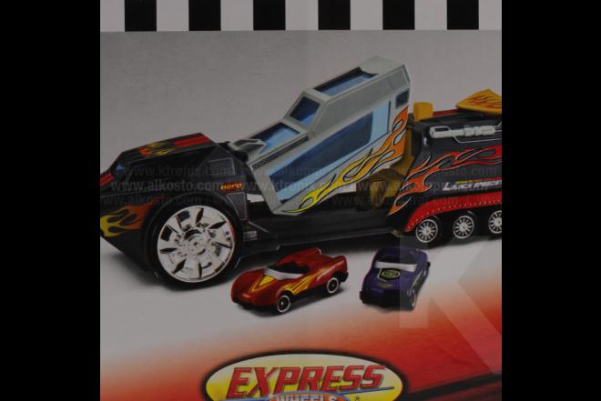 Playset Lanza Vehículos Speedsters