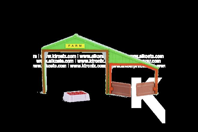 Set De Granja EXPRESS WHEELS Farm