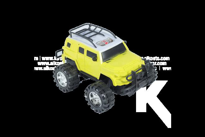 Fast Track Jeep 2 Vehículos Fricción