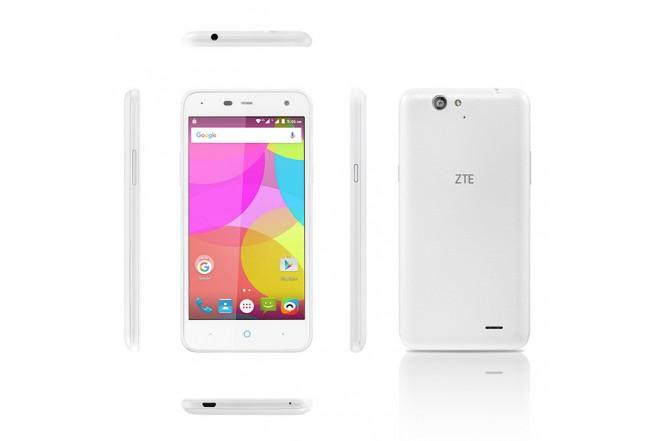 Celular ZTE Blade A475 DS 4G Blanco