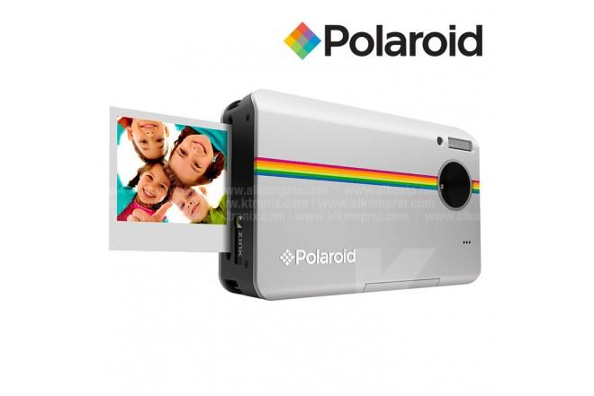 Cámara compacta POLAROID Z 2300 Blanca