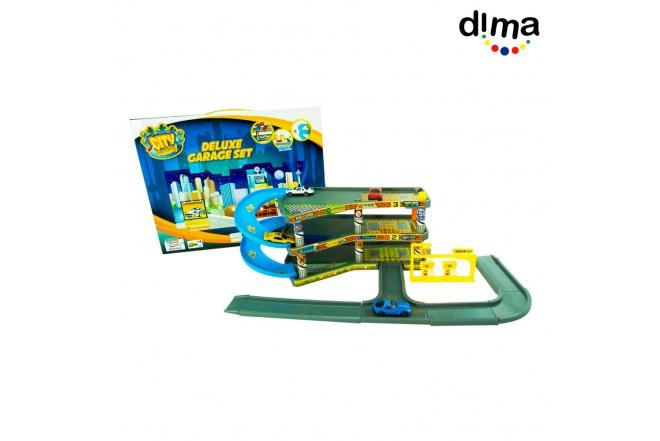 Parqueadero deluxe con 4 carros