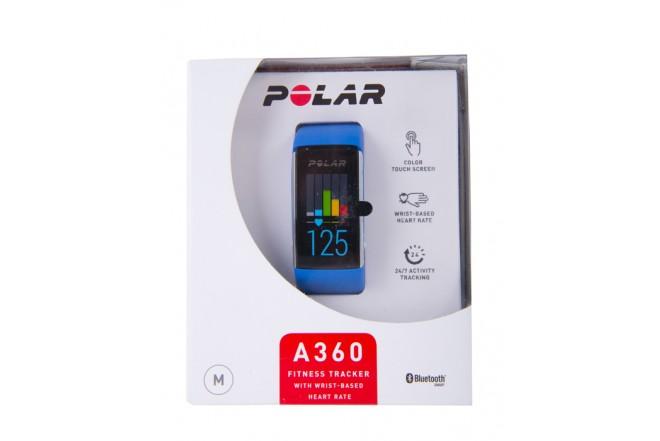Monitor Polar A360 - M - Azul