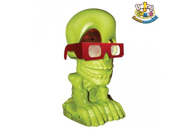 JOHNNY Calavera 3D