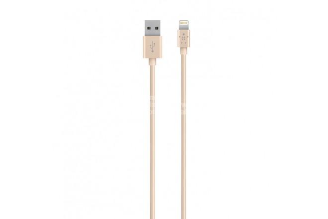 Cable BELKIN Lightning Dorado 1.2 m