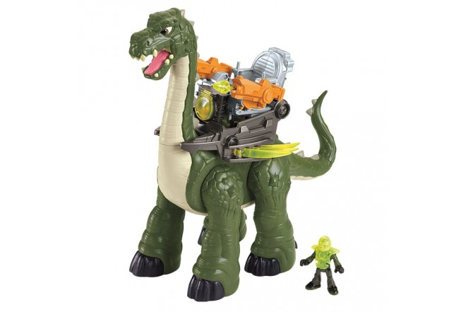 FISHER PRICE Imaginext Mega Dinosaurio X7673