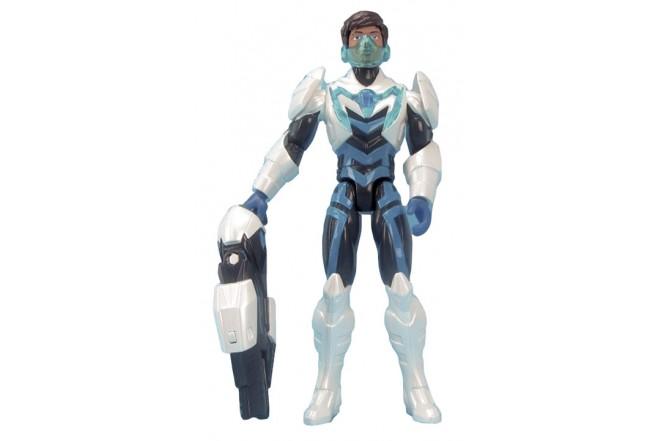 Max Steel Max Mega Lanzador