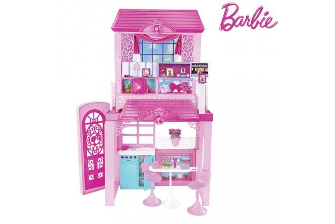 BARBIE glam casa de vacaciones