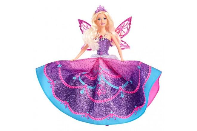 Barbie Mariposa y la Princesa de las Hadas Catania