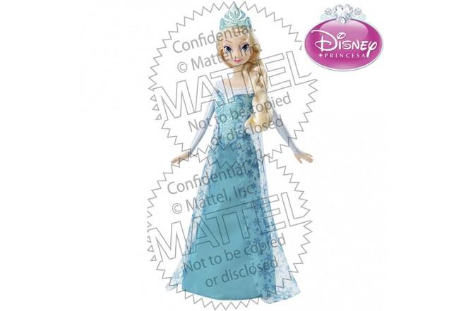 Princesa Elsa DISNEY PRINCESS Frozen