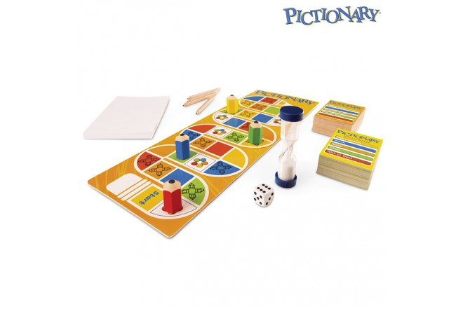 Games Pictionary Edicion Familiar BGG45