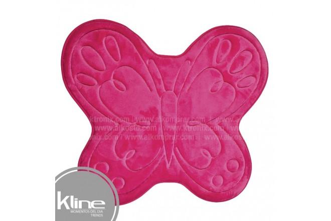 Tapete de baño infantil K-LINE mariposa
