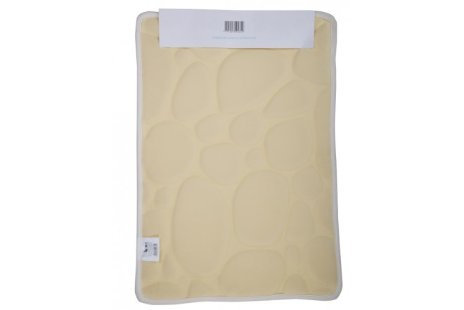 Tapete de baño K-LINE memory foam 43x61 cm 2