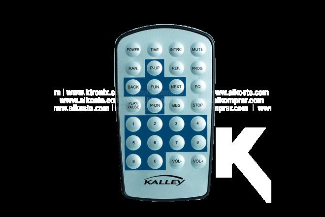 Grabadora KALLEY K-BMAU21