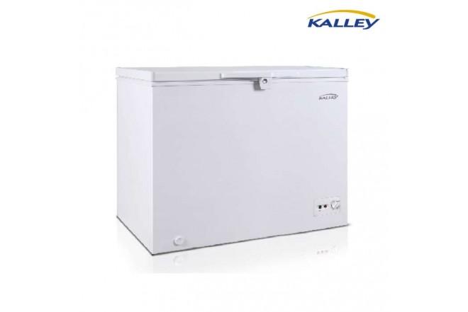 Congelador KALLEY 295LT BCGH295NB01 Blanco