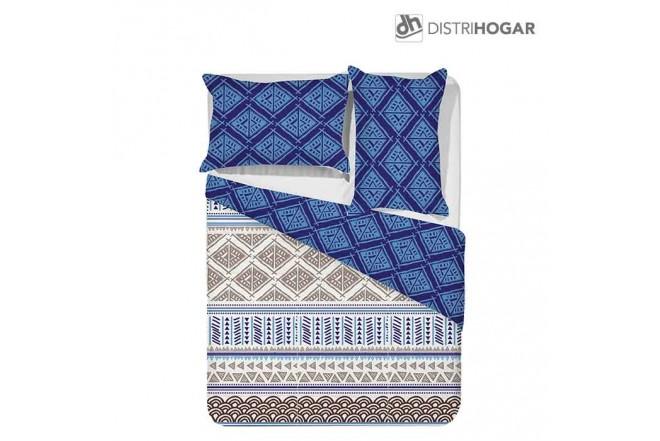 Comforter Extradoble DISTRIHOGAR Tolteca 150H