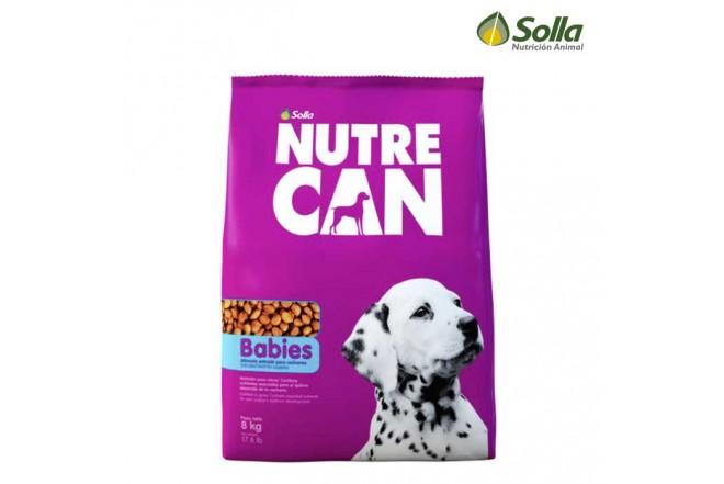 Alimento para Perros NUTRECAN Babies 8Kg