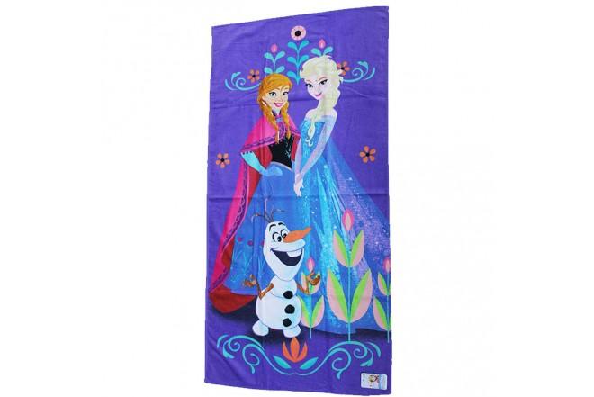 Toalla DISNEY FROZEN Elsa y Anna 70 x 140 cm