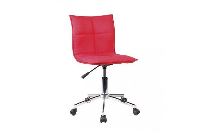 Silla de Oficina OFFICE MART Roja 9102