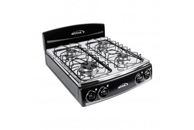 Estufa de mesa ABBA SG400-5T4PGN Negro