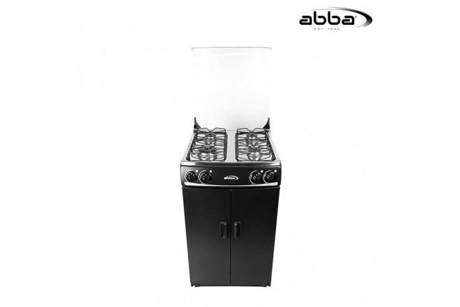 Estufa ABBA AB 100-6 GV51SE Color Negro