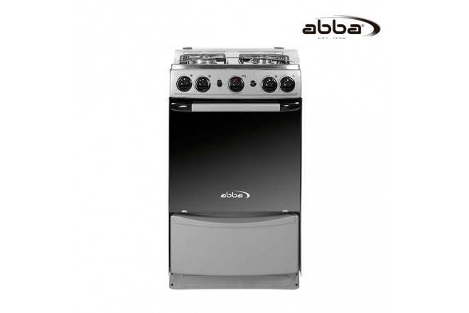 Estufa ABBA AB201-6 VH51EEGP GAR Gris