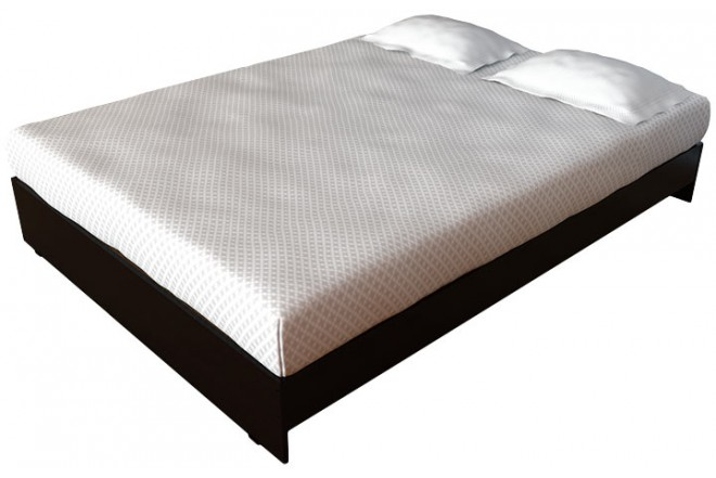 Cama Base MADERKIT 140X190 Wengue