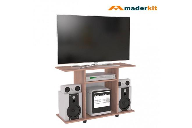 Mesa MADDERKIT TV y Sonido Espresso