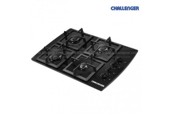 Cubierta CHALLENGER SQ6760 60 4P ML GN Negro