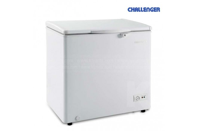 Congelador CHALLENGER 160Lts Horizontal CH220 Blanco