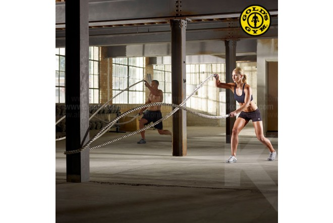 Lazo Crossfit GOLD´S GYM 20¨