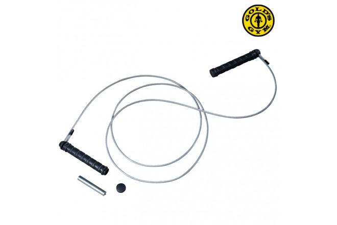 Lazo de Cable Crossfit GOLD´S GYM