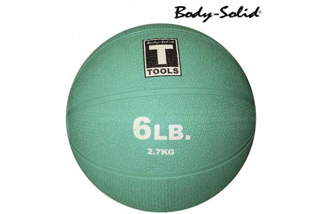 Balón Medicinal BODYSOLID 6LBS