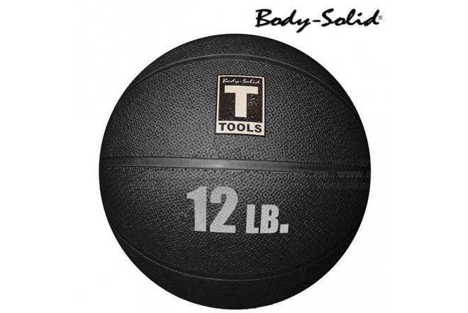 Balón Medicinal BODYSOLID 12LBS