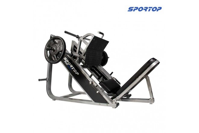 Prensa atlética Linear SPORTOP PRO Leg Press 45°