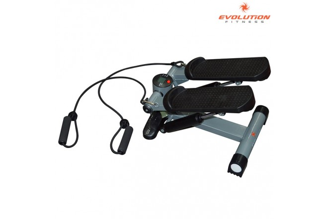 Mini Stepper EVOLUTION ST-257 con bandas
