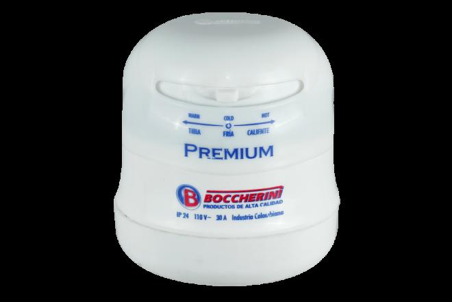 Ducha BOCCHERINI Eléctrica Premium (Accesorios)
