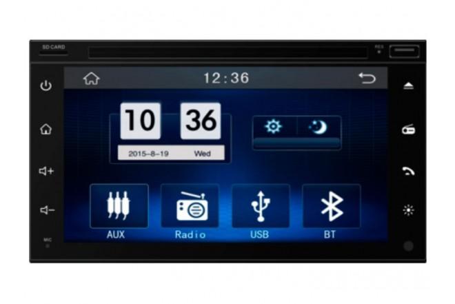 Radio Auto 2 Din BETTER BT5001