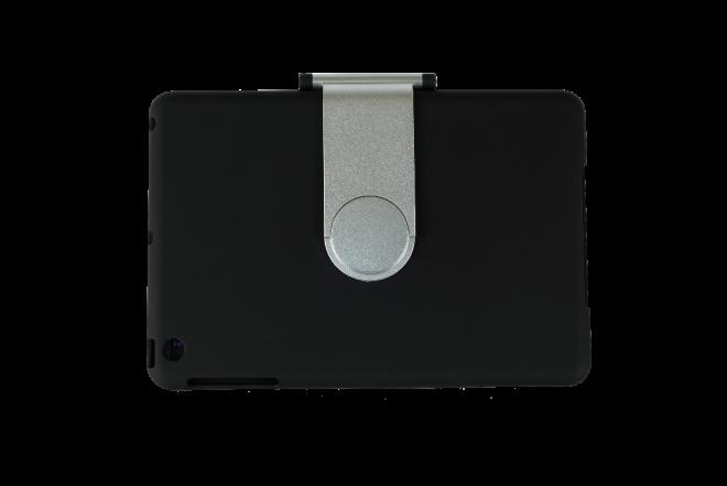 Teclado TECHNOSOPORTES Para Ipad Mini Color Negro Cubierta (Accesorios)