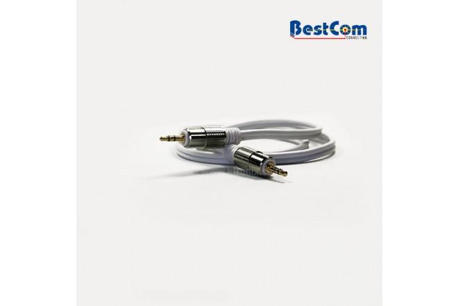 Cable de Audio Estéreo BESTCOM 3.5 mm / 0.91 mts