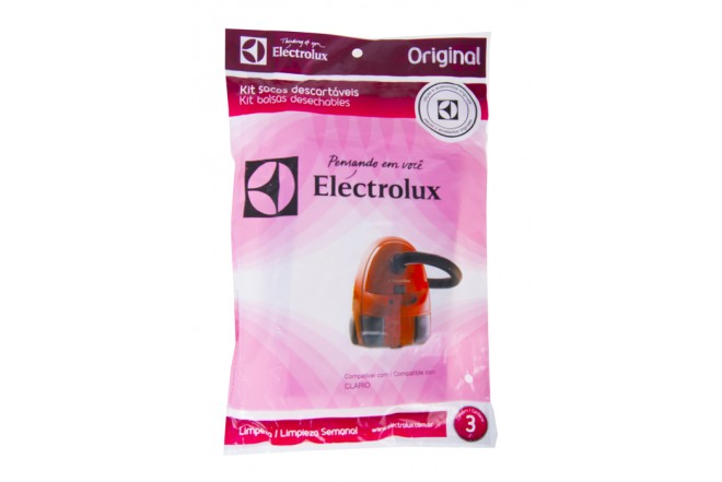 Bolsas  para Aspiradora ELECTROLUX - EQP01