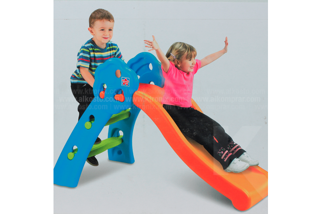 Resbaladera Grow'n Up Fun Slide