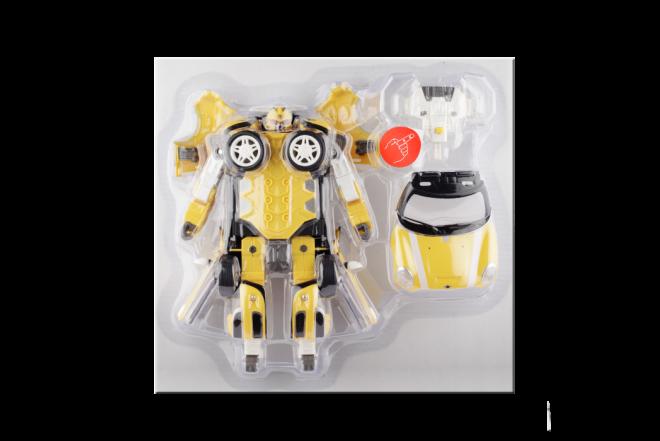 Robot Transformador Mini Cooper S (Juguetes)