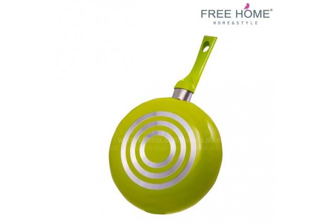 Sartén FREE HOME 24 cm Verde XT-004F