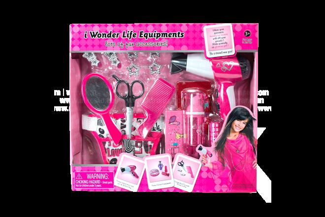 Set De Belleza Wonder Life Equipments