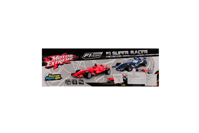 Friction Power F1 Super Racer 1:12
