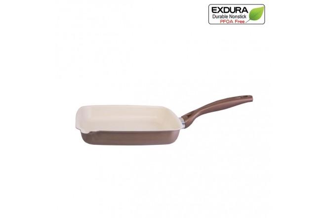 Plancha EXDURA 26x24 cm Beige COL185