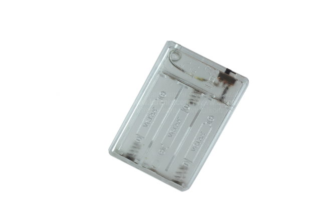Guirnalda De Luz Con Diamante 7 cm Cobre